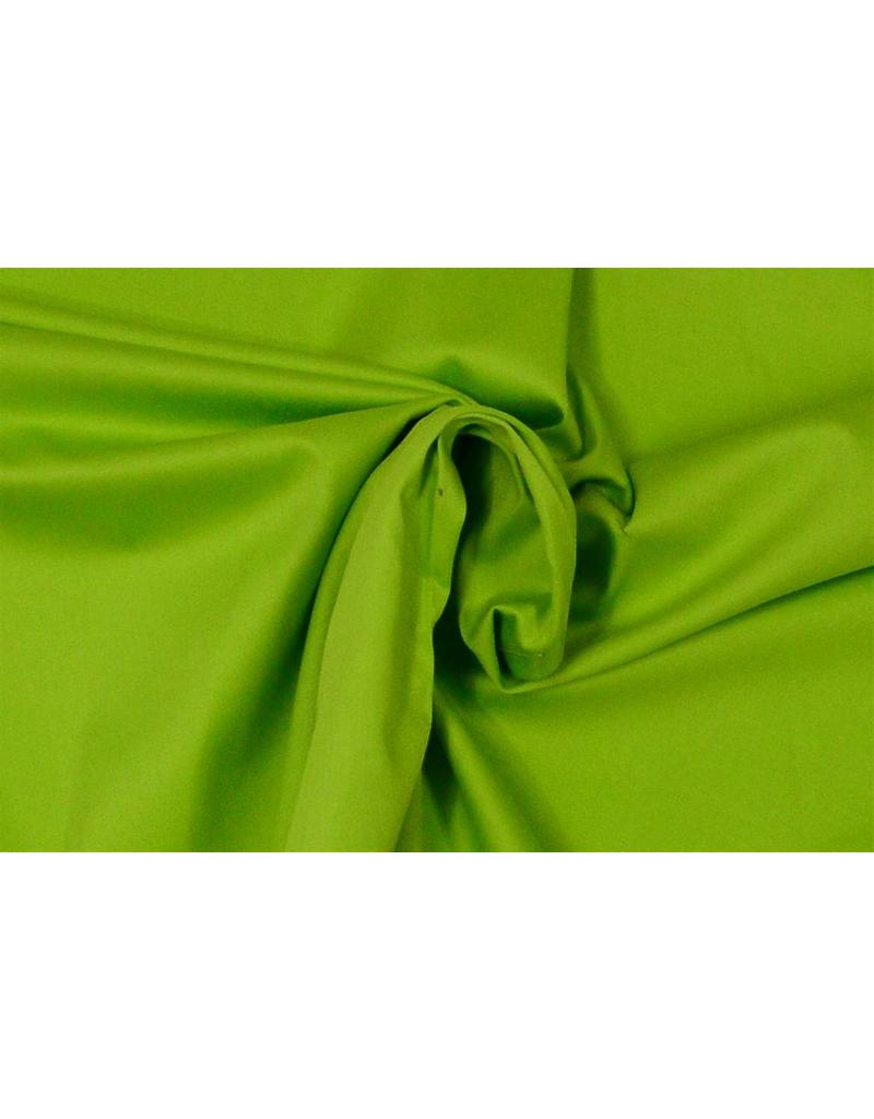 Satin Cotton Uni 0048 - bright green