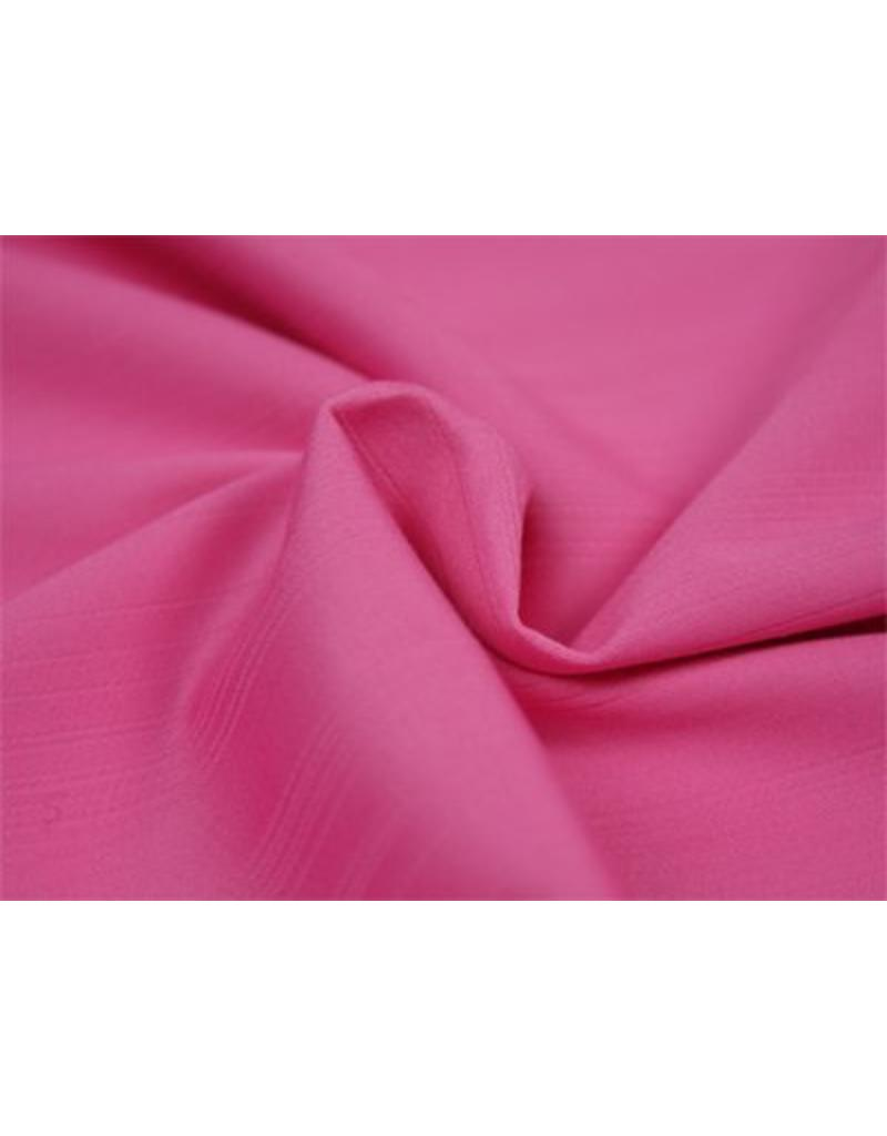 Satin Cotton Uni Stripe 0064 - pink