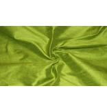 Soie de Dupion D9 - vert citron