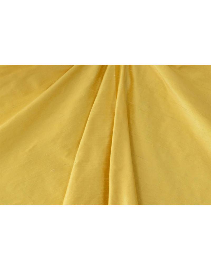 Dupion Silk D32 - yellow