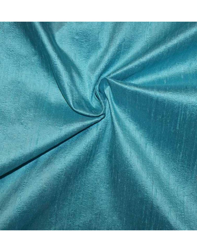 Dupion Silk D26 - turquoise