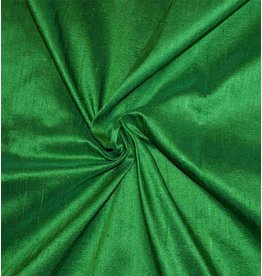 Dupion Silk D25 - green