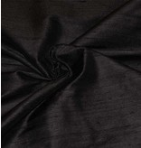 Dupion Silk D3 - dark brown