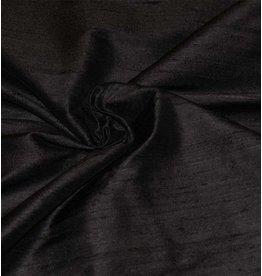 Dupion Silk D3 - dark brown