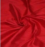 Dupion Silk D4 - red