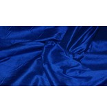 Dupion Zijde D1 - kobaltblauw