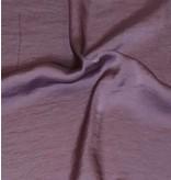 Washed Satin F14 - licht paars