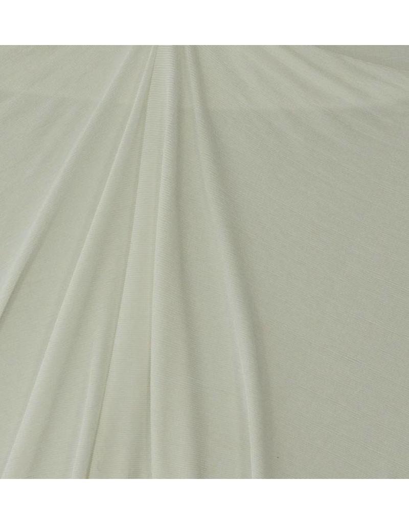 Plisse Satin PL6 - off white