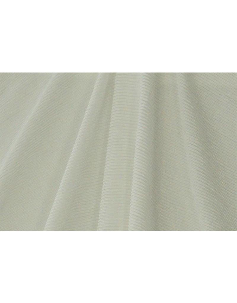 Plissierte Satin PL6 - off white