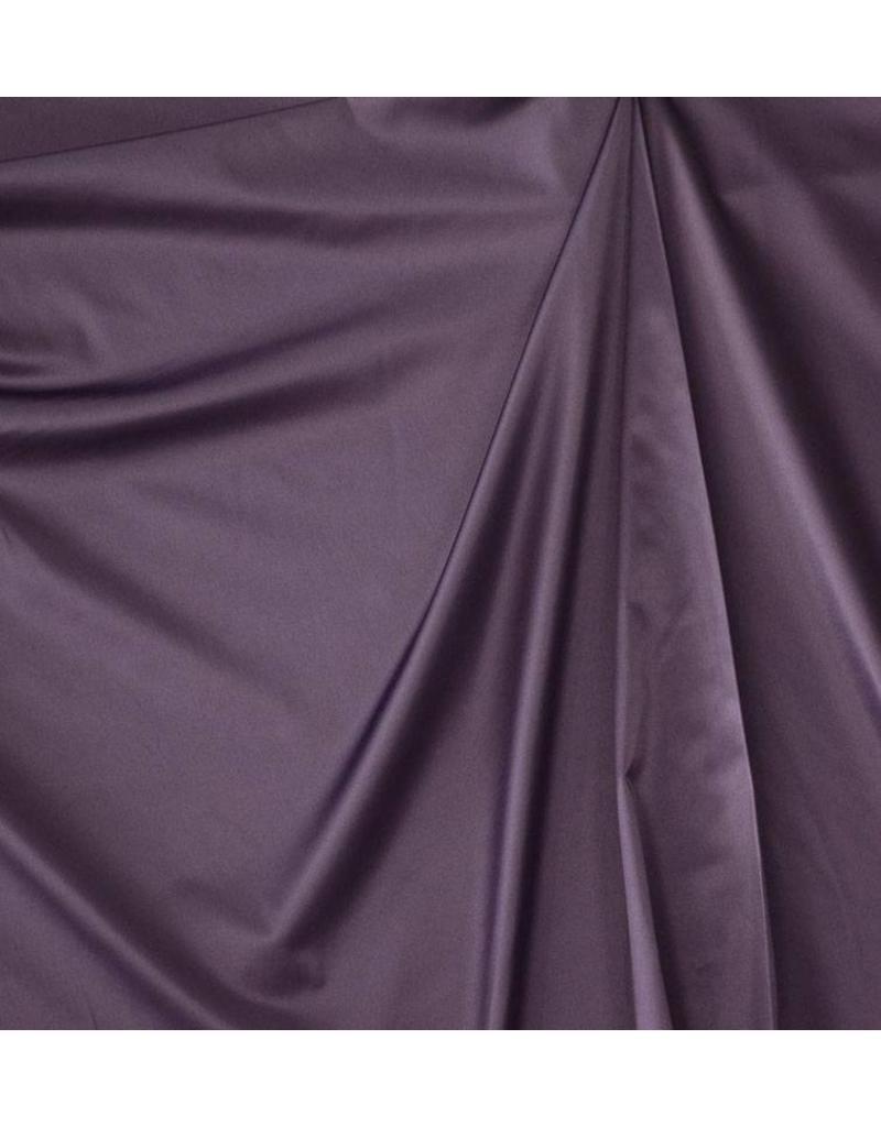 Glans Katoen Uni S20 - paars