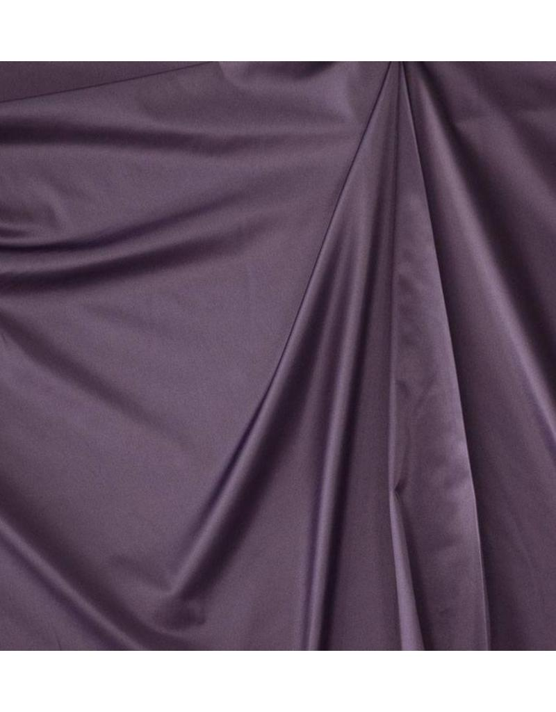 Glossy Cotton Uni S20 - purple