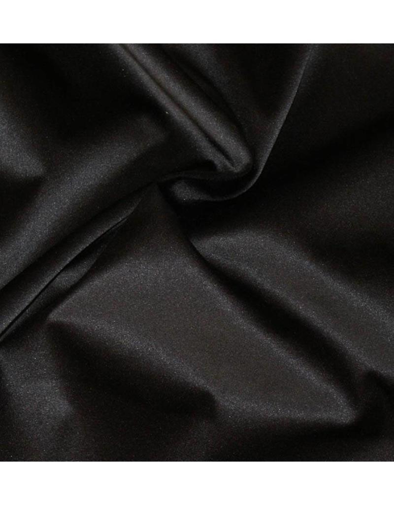 Glans Katoen Uni S1 - zwart