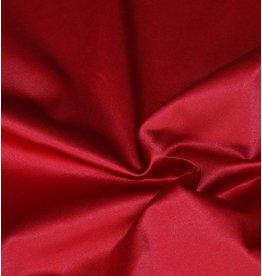 Glanz Baumwolle Uni S13 - rot