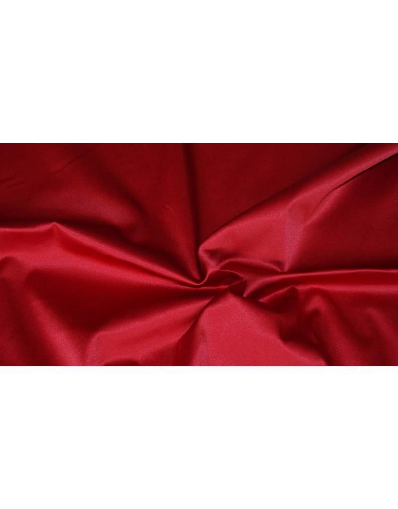 Glossy Cotton Uni S13 - rouge
