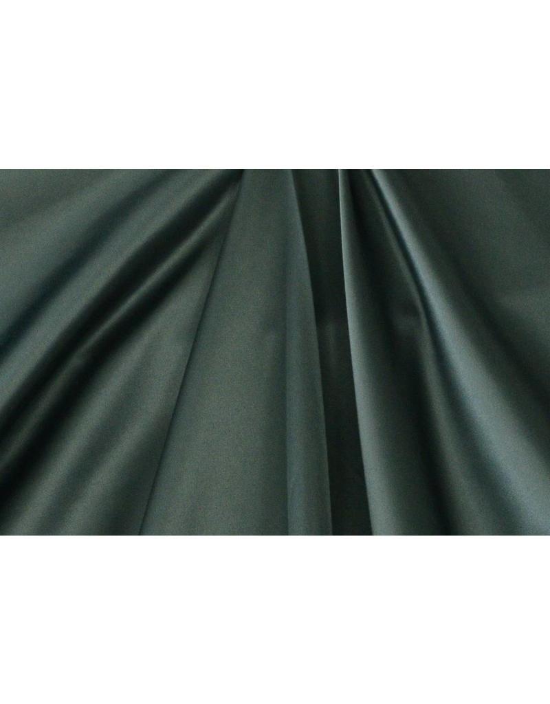 Glossy Cotton Uni S23 - vert foncé