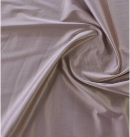 Glanz Baumwolle Uni S19 - altes rosa