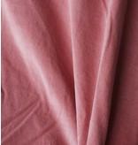 Katoen Velvet WV3 - zalmroze