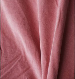 Cotton Velvet WV3 - salmon pink