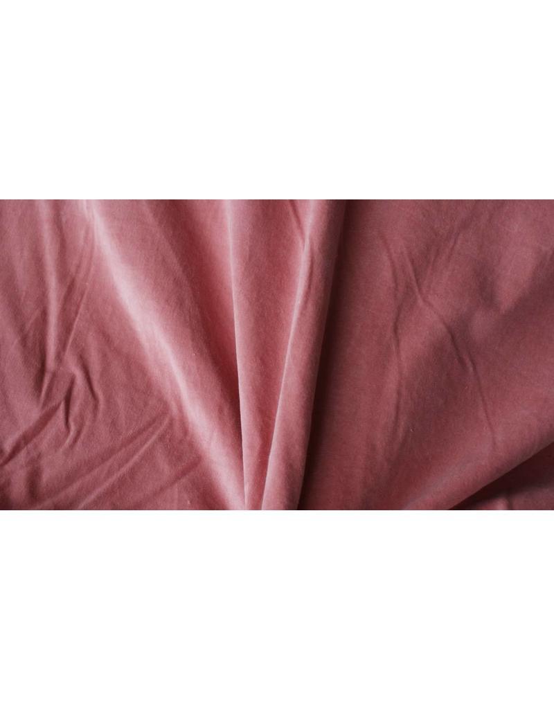 Coton de Velours WV3 - saumon rose