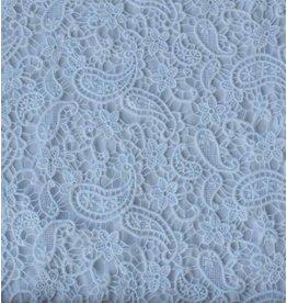 Lace K04 - white