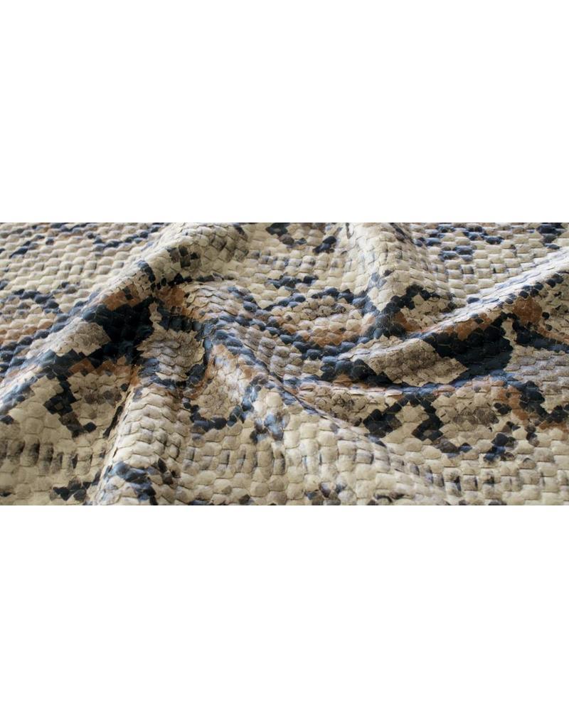 Lederimitat Snake IL100
