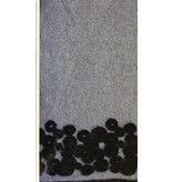 Cooked Wool W48 - grey / black