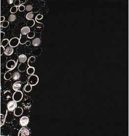 Wol 691 - zwart