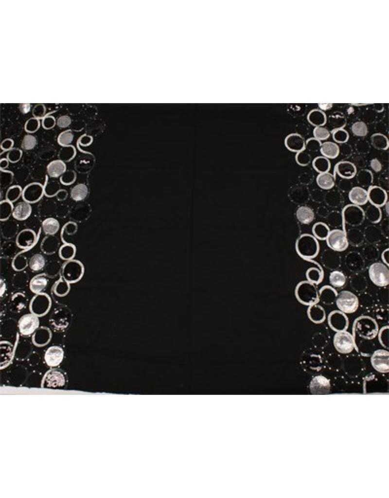 Wolle 691 - schwarz
