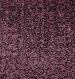 Fur W89 - black / purple
