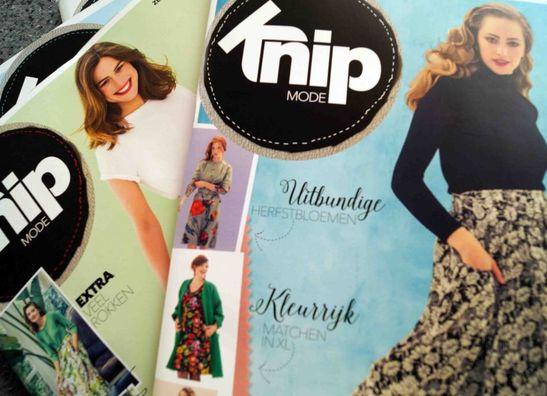 Knipmode Zeitschriften