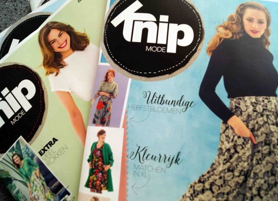 Knipmode Magazines 2017