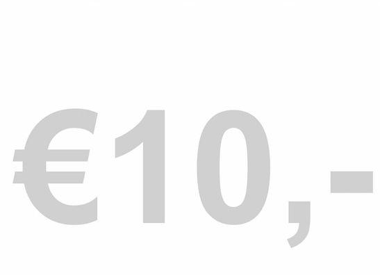 SCHNÄPPCHEN €10,-