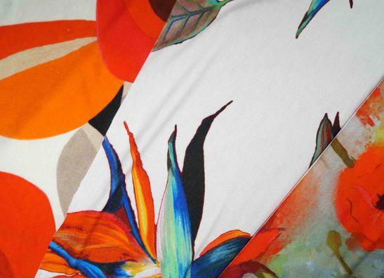 Jersey Pattern Fabric TST