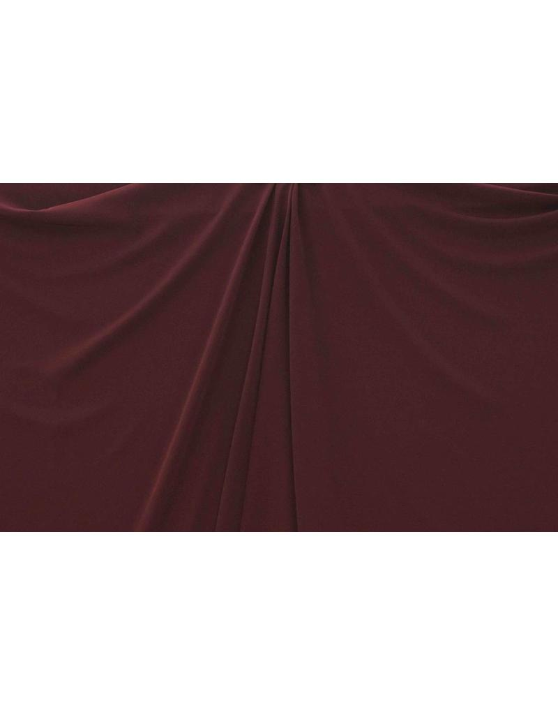 Washed Satin Mat FM3 - dark red
