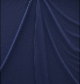 Washed Satin Mat FM8 - cobalt blue