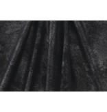 Lederimitat Vintage IL18 - schwarz metallic