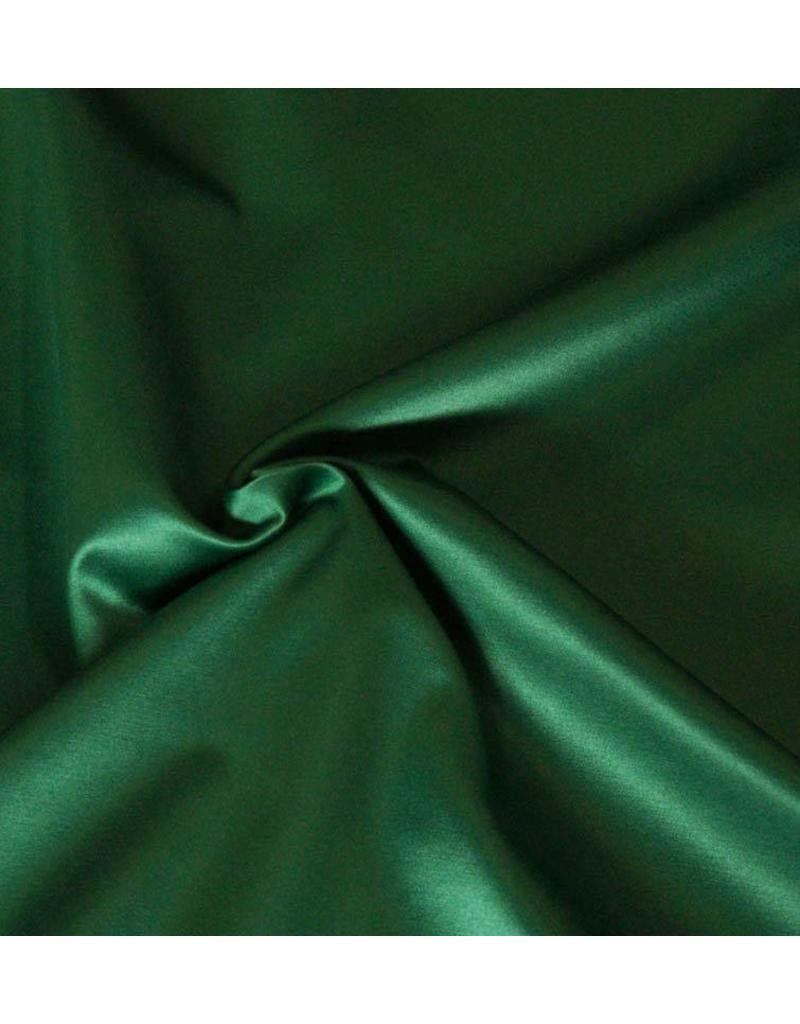 Glossy Cotton Uni S9 - vert émeraude
