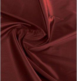 Glossy Cotton Uni S21 - dark red