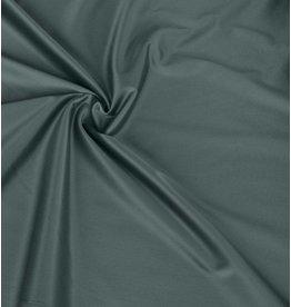 Glans Katoen Uni S24 - groen / grijs