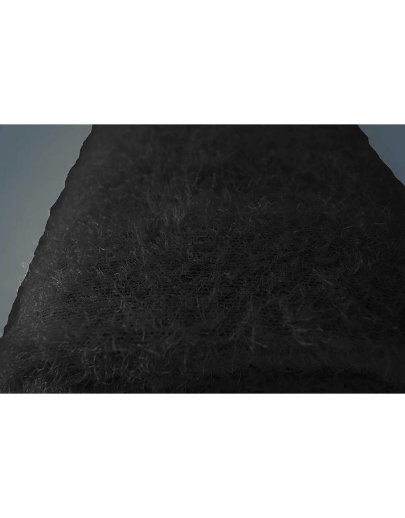 Fluffy Breisel B15 - zwart