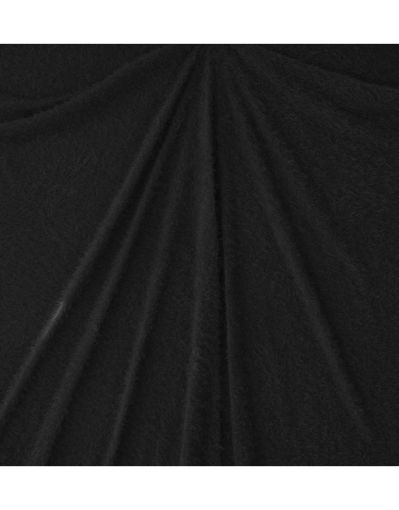 Fluffy Strick B15 - schwarz