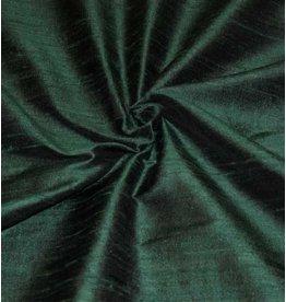 Soie de Dupion D5 - vert foncé