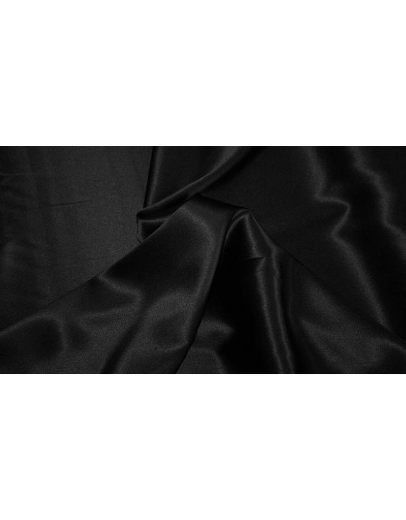 Stretch Silk D12 - black