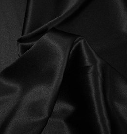 Stretch Silk D12 - black