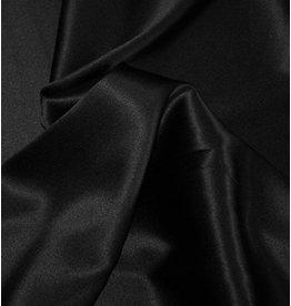 Stretch Zijde D12 - zwart