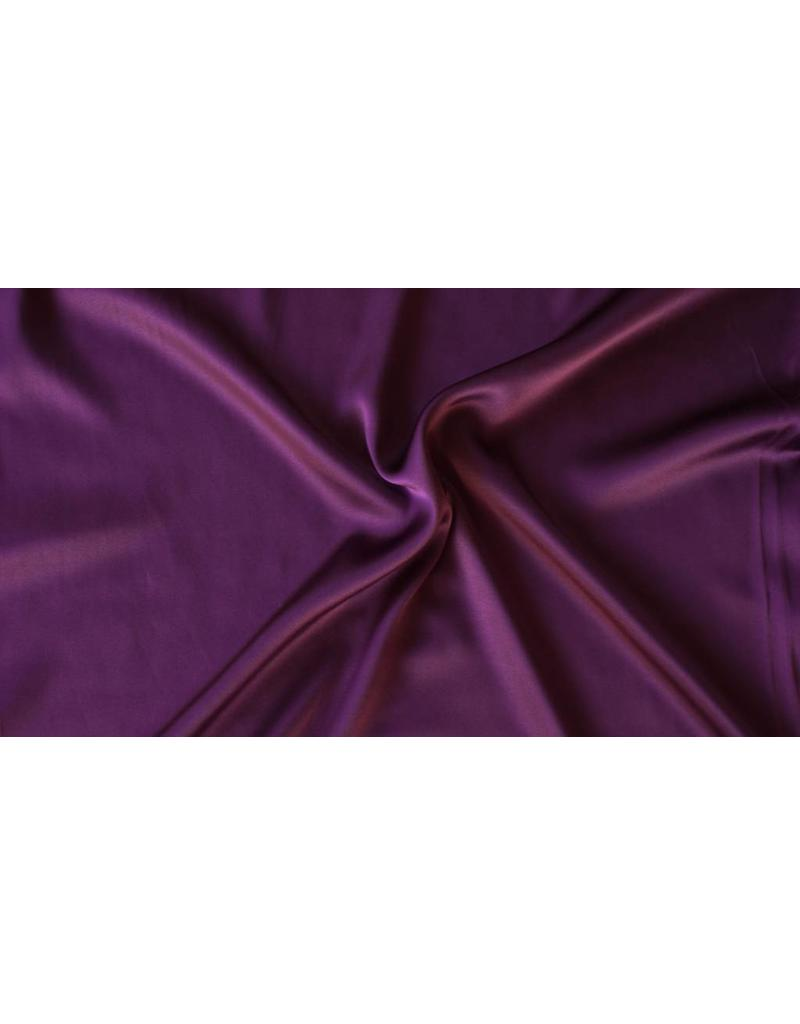 Stretch Silk D23 - purple