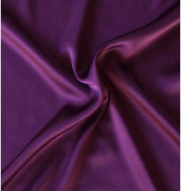 Stretch Silk D23 - purple