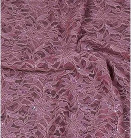 Lace with Sequins KG06