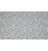 Spitzenstoffe K01 - Pudergrün