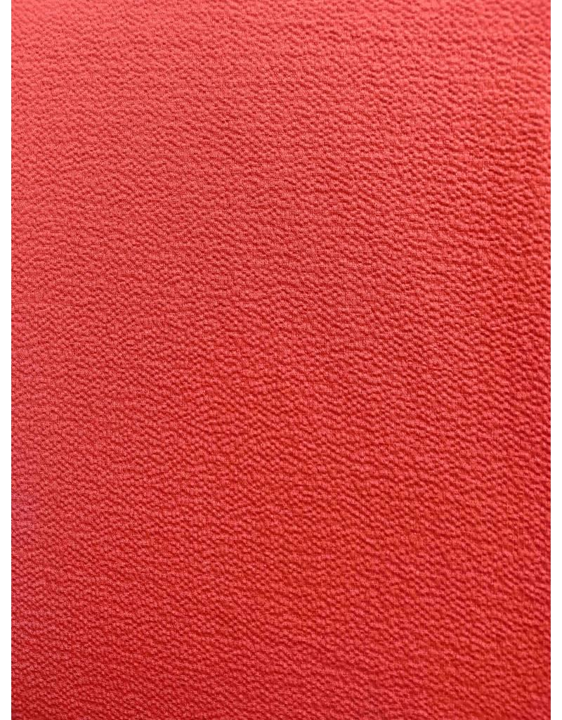 Reliëf Chiffon SC11 - koraal